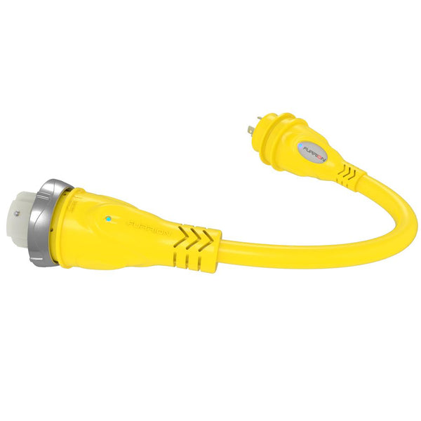 Furrion Pigtail Adapter 50A 125V (F) To 30A (M) W-LED