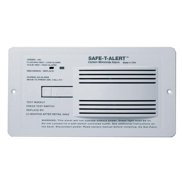 Safe-T-Alert 65 Series Flush Mount Carbon Monoxide Alarm