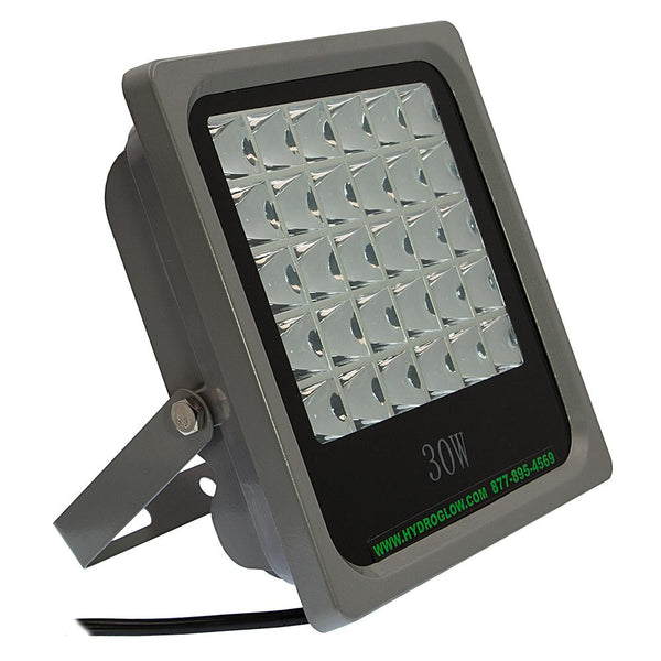 Hydro Glow FL30 30W-120VAC Flood Light - Green