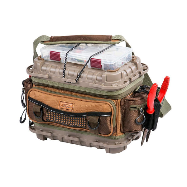 Plano Guide Series™ Tackle Bag - 3500 Series - Tan-Brown