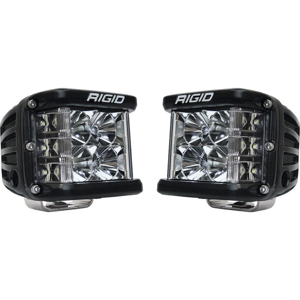 Rigid Industries D-SS PRO Flood LED - Pair - Black