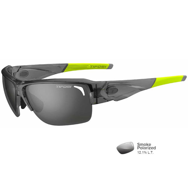 Tifosi Elder SL Crystal Smoke Sunglasses - Smoke