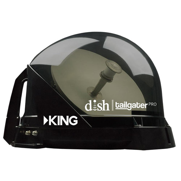 KING Tailgater® Pro Premium Portable Satellite TV Antenna