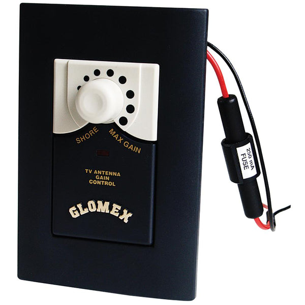 Glomex A-B Amplifier f-TV Antennas w-By-Pass Control