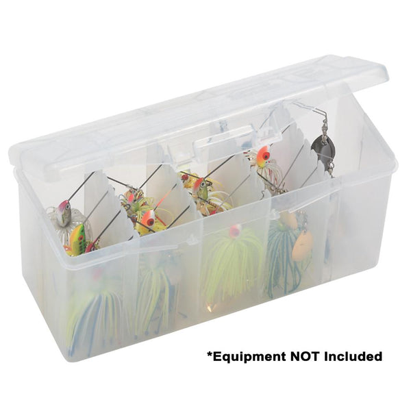 Plano Spinnerbait Organizer - Clear