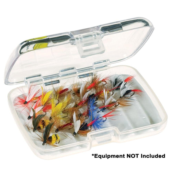 Plano Guide Series™ Fly Fishing Case Small - Clear
