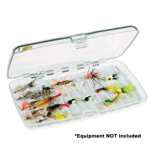 Plano Guide Series™ Fly Fishing Case Large - Clear