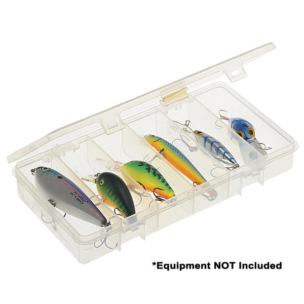 Plano Six-Compartment Stowaway® 3400 - Clear