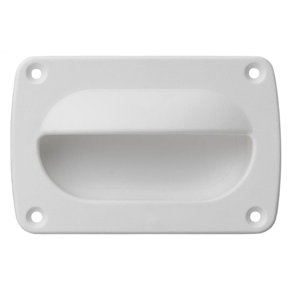 Whitecap Nylon Flush Pull - Large - White