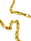 Pierre Cardin Gold Long Chain Vintage Necklace-Sustainable Fashion with Vintage Style-Trending Designer Fashion-24 Wishes