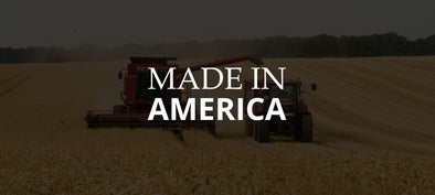 MADE IN THE U.S.A: HOME-GROWN FOOD STORAGE