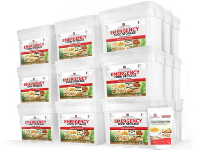My Food Storage 4320 Serving Package