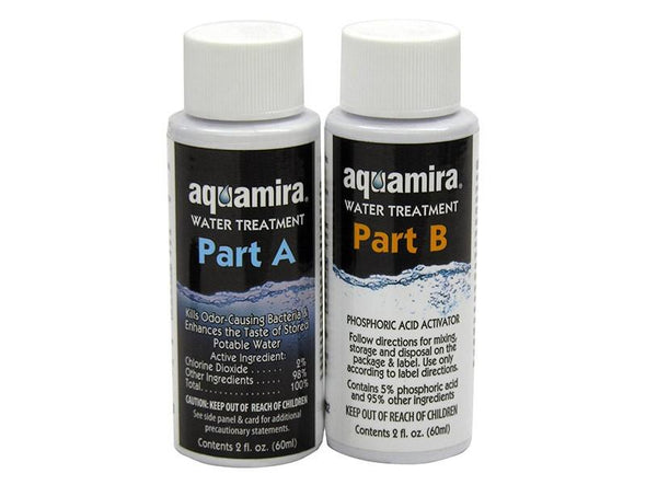 My Food Storage Aquamira Water Treatment (2oz)