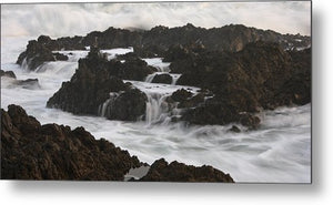 Pool Of Tranquility - Metal Print