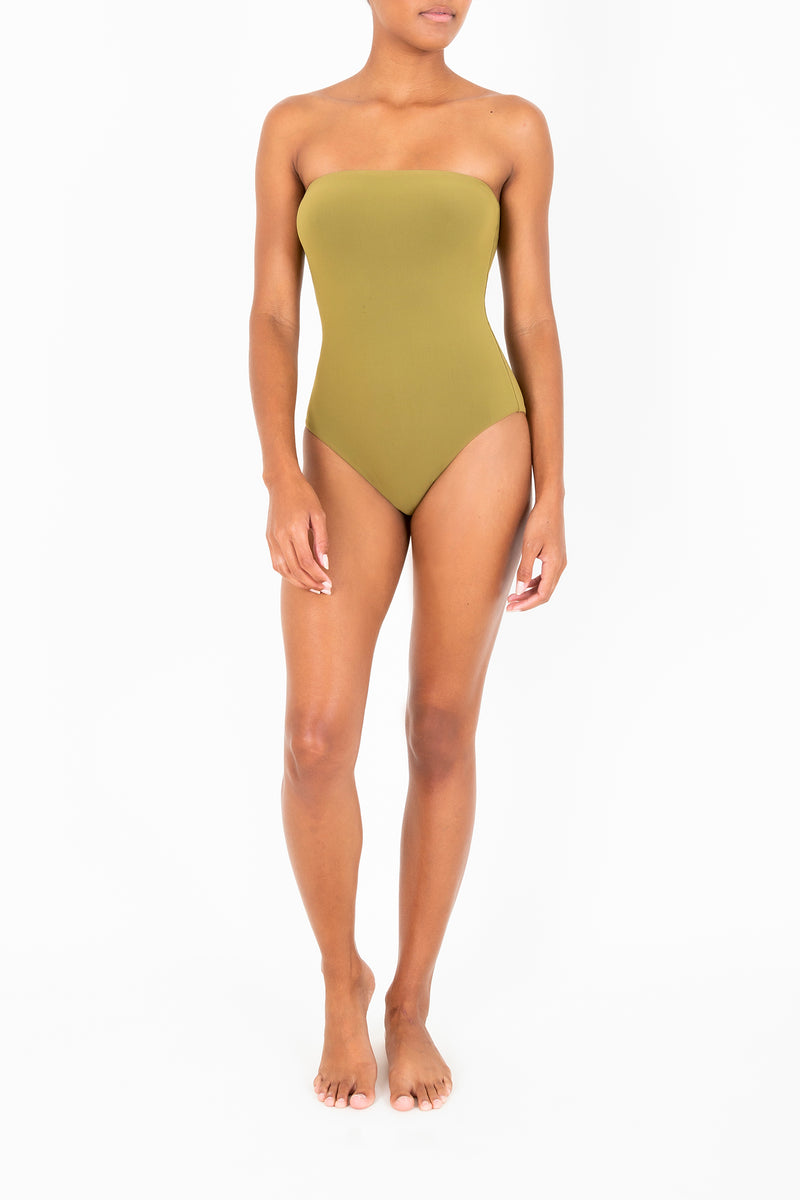 The Ritts Strapless One Piece