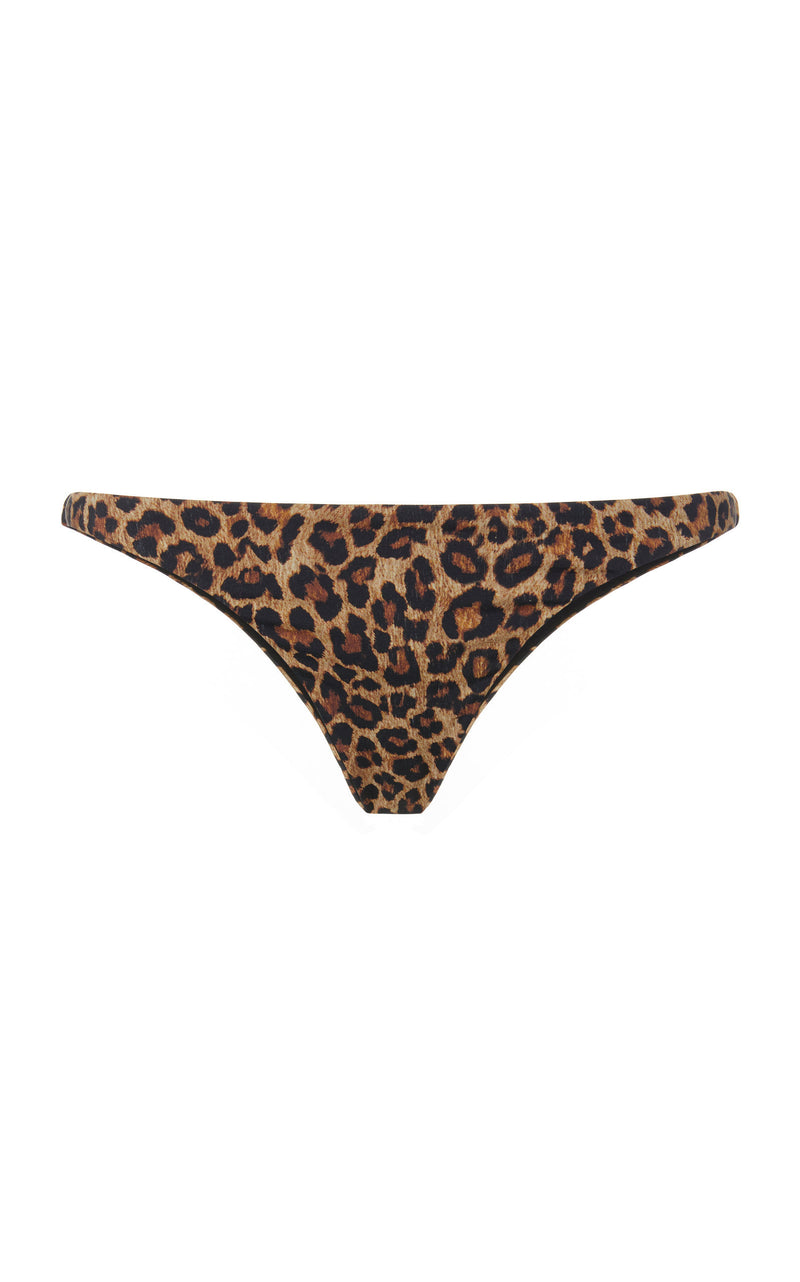 The Skimpy Bikini Bottom in Leopard Print