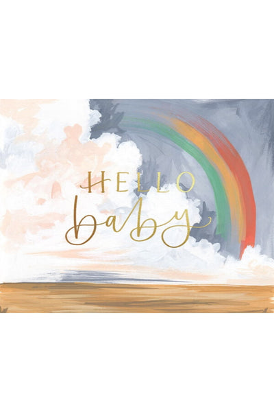 Greeting Card | Hello Baby