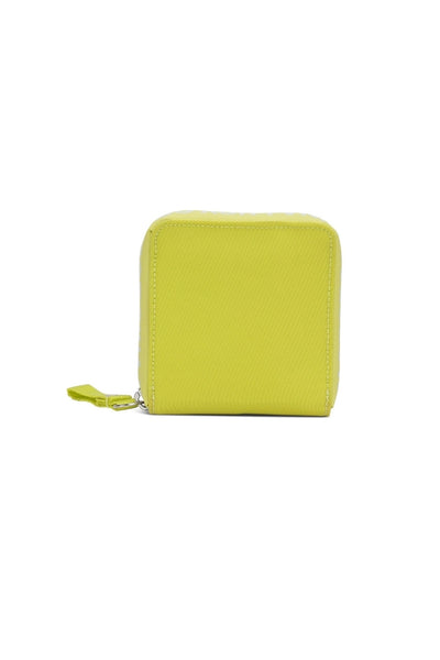 Zloty Box Wallet | Yellow