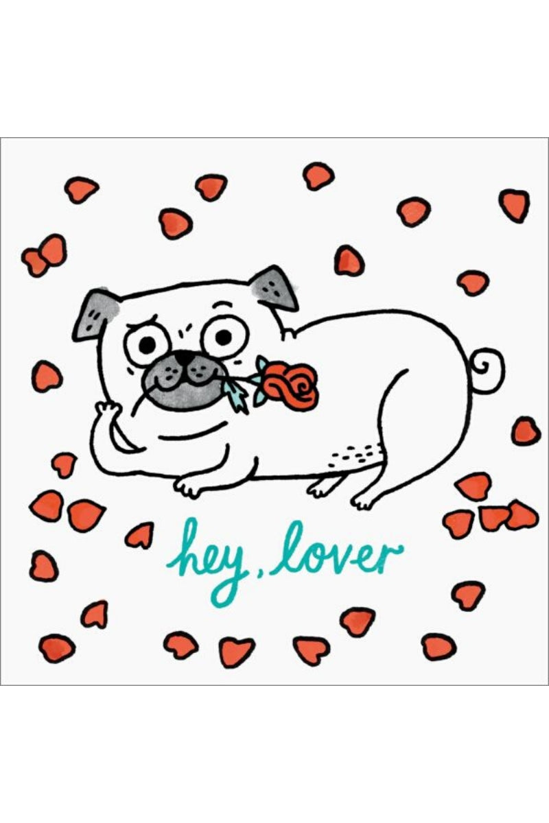 Greeting Card | Hey Lover