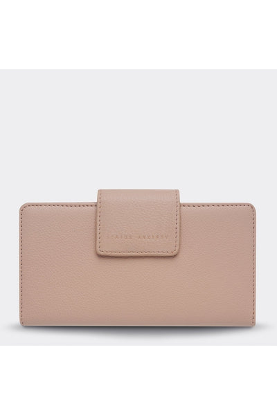 Ruins Wallet | Dusty Pink