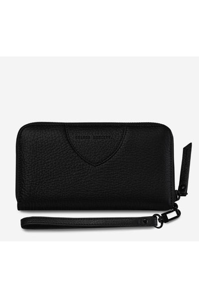 Moving On Wallet | Black