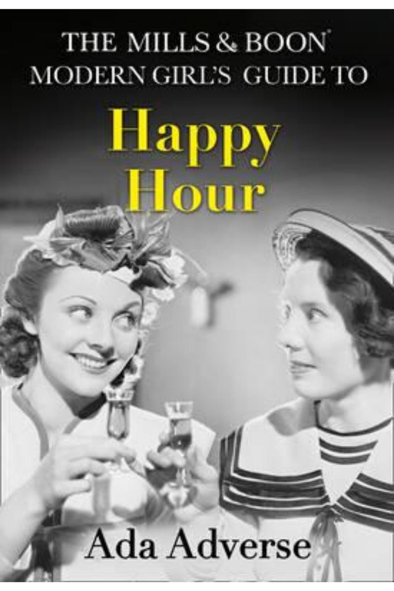 Modern Girls Guide To Happy Hour