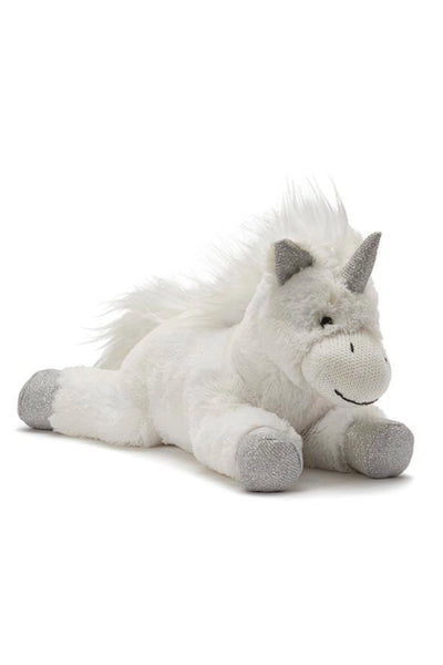 Silver Sprinkles Unicorn | White