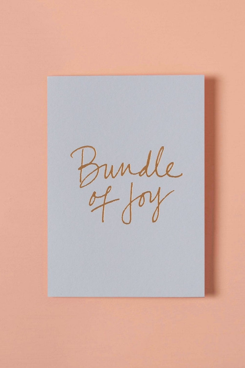 Greeting Card | Bundle Of Joy