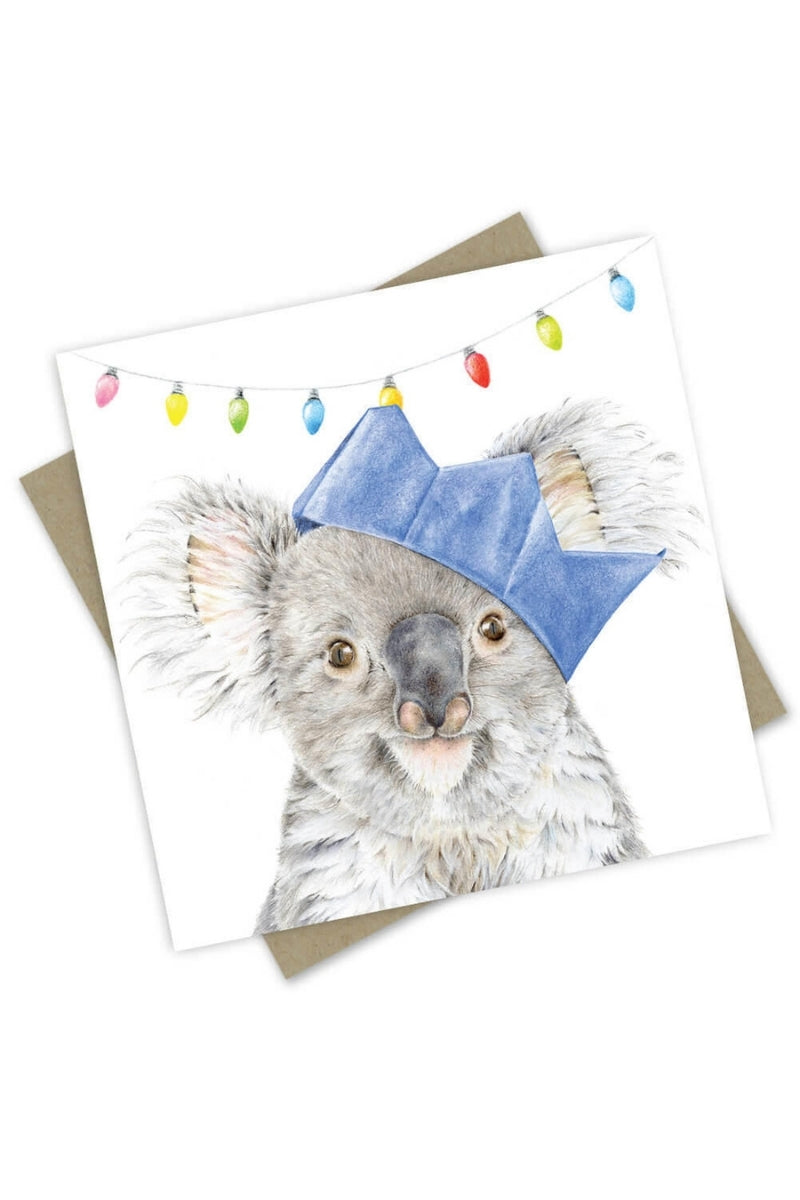 Christmas Card | Koala Tidings