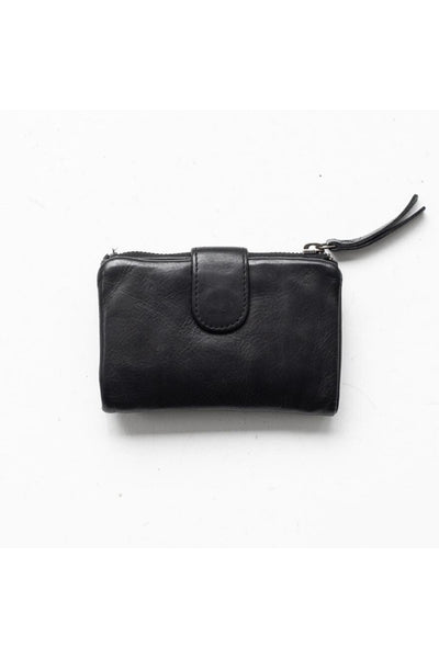 Small Capri Wallet | Black