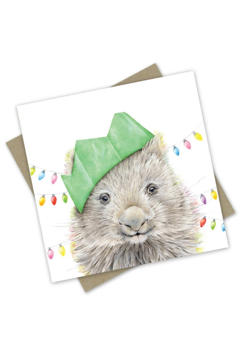 Christmas Card | Wombaty Christmas
