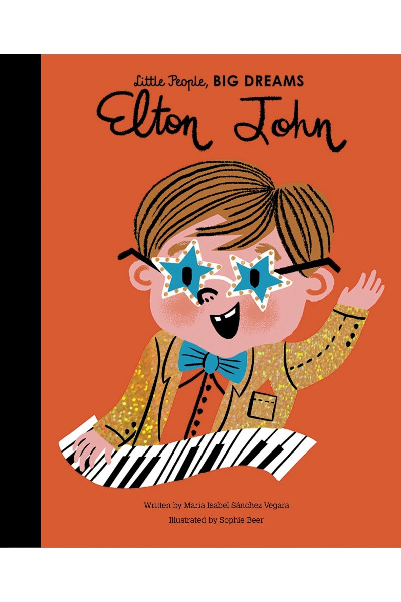 Elton John Little People, Big Dreams