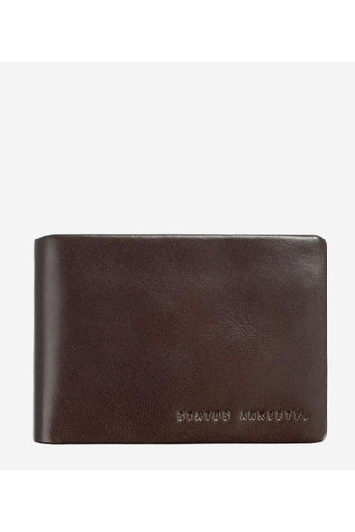 Jonah Wallet | Chocolate