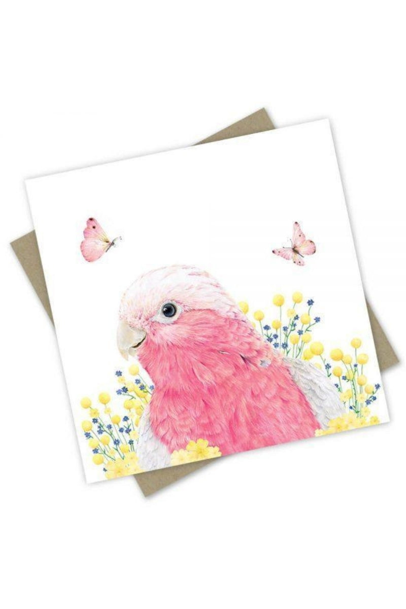 Greeting Card | Mavis The Galah