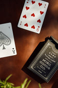 Misc. Goods Co. Playing Cards - Black