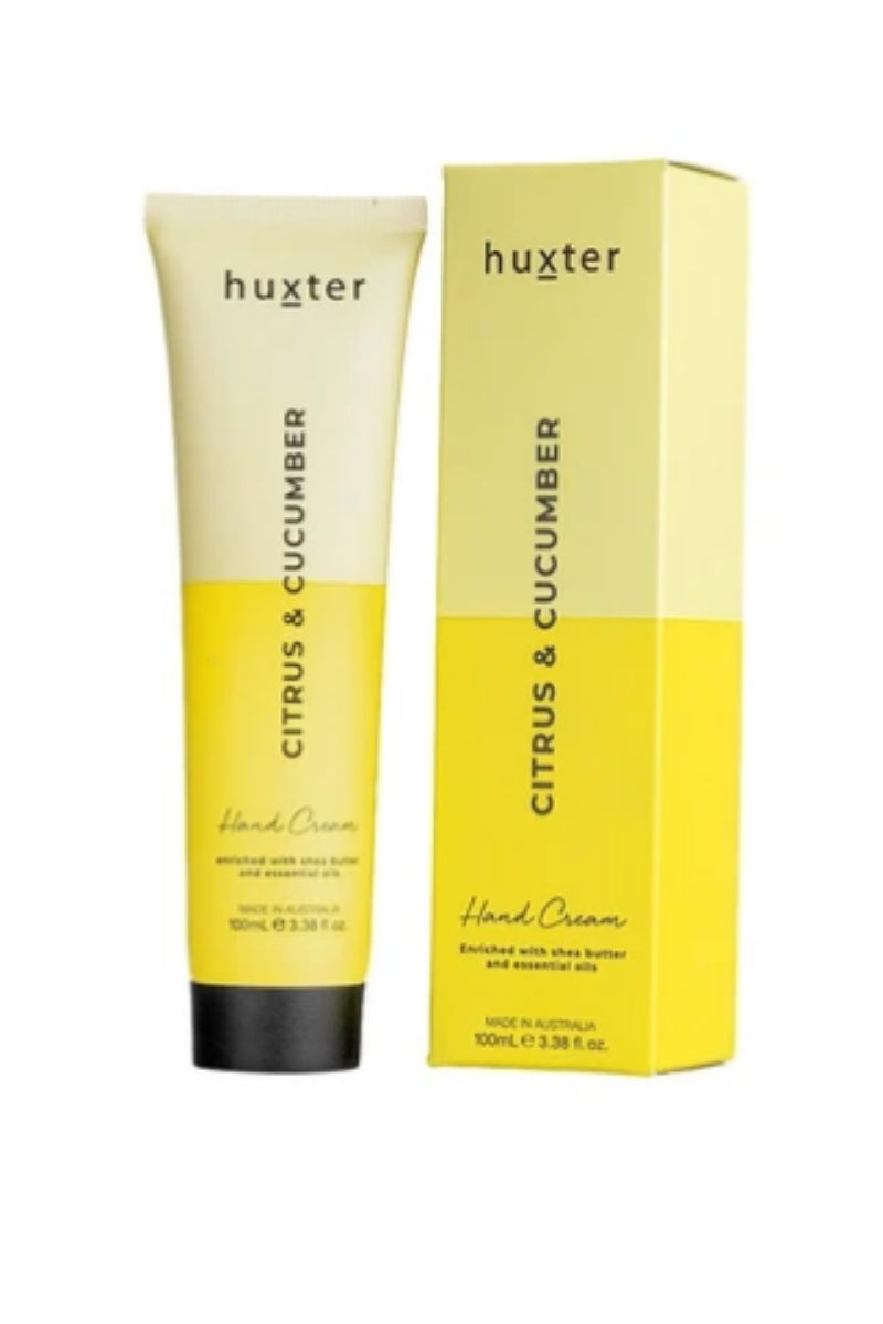 Handcream 100ml | Citrus + Cucumber