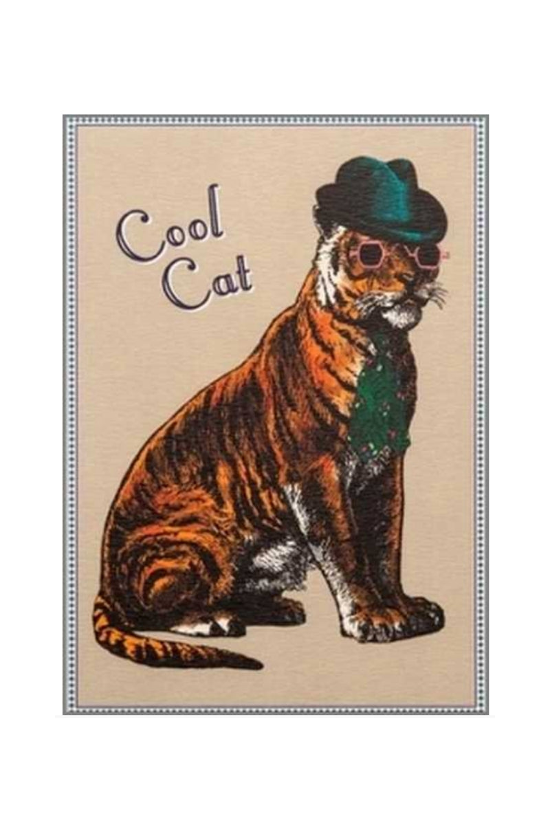 Greeting Card | Cool Cat