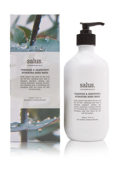 Tuberose & Grapefruit Hydrating Hand Wash 500ml