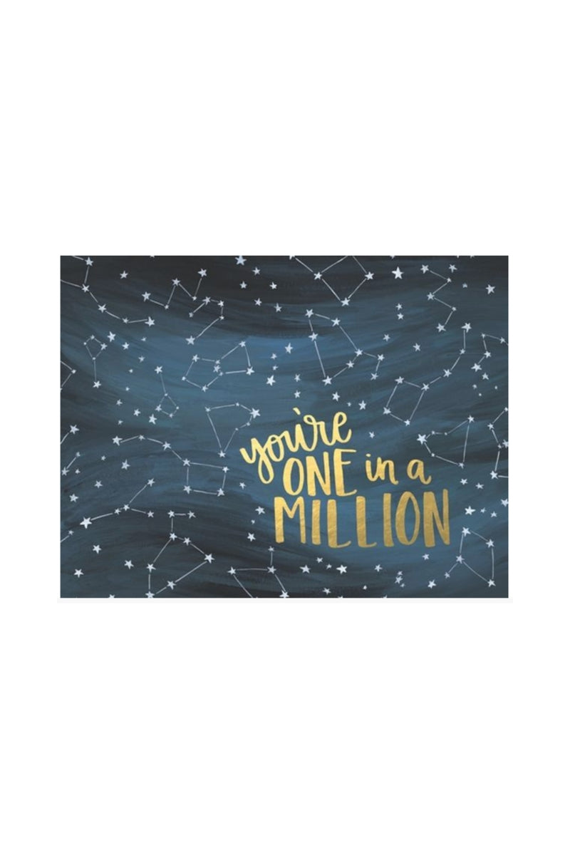 Greeting Card | One In A Million