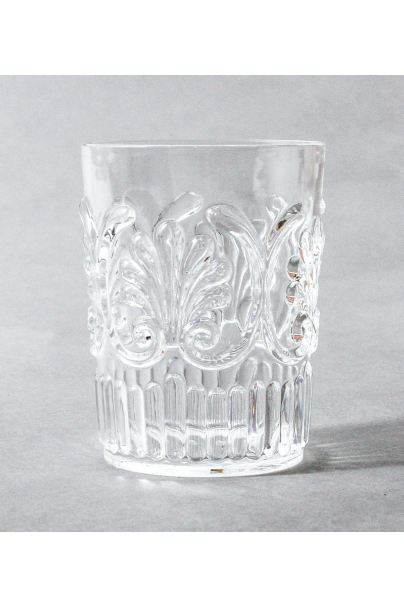 Flemington Acrylic Tumbler | Clear