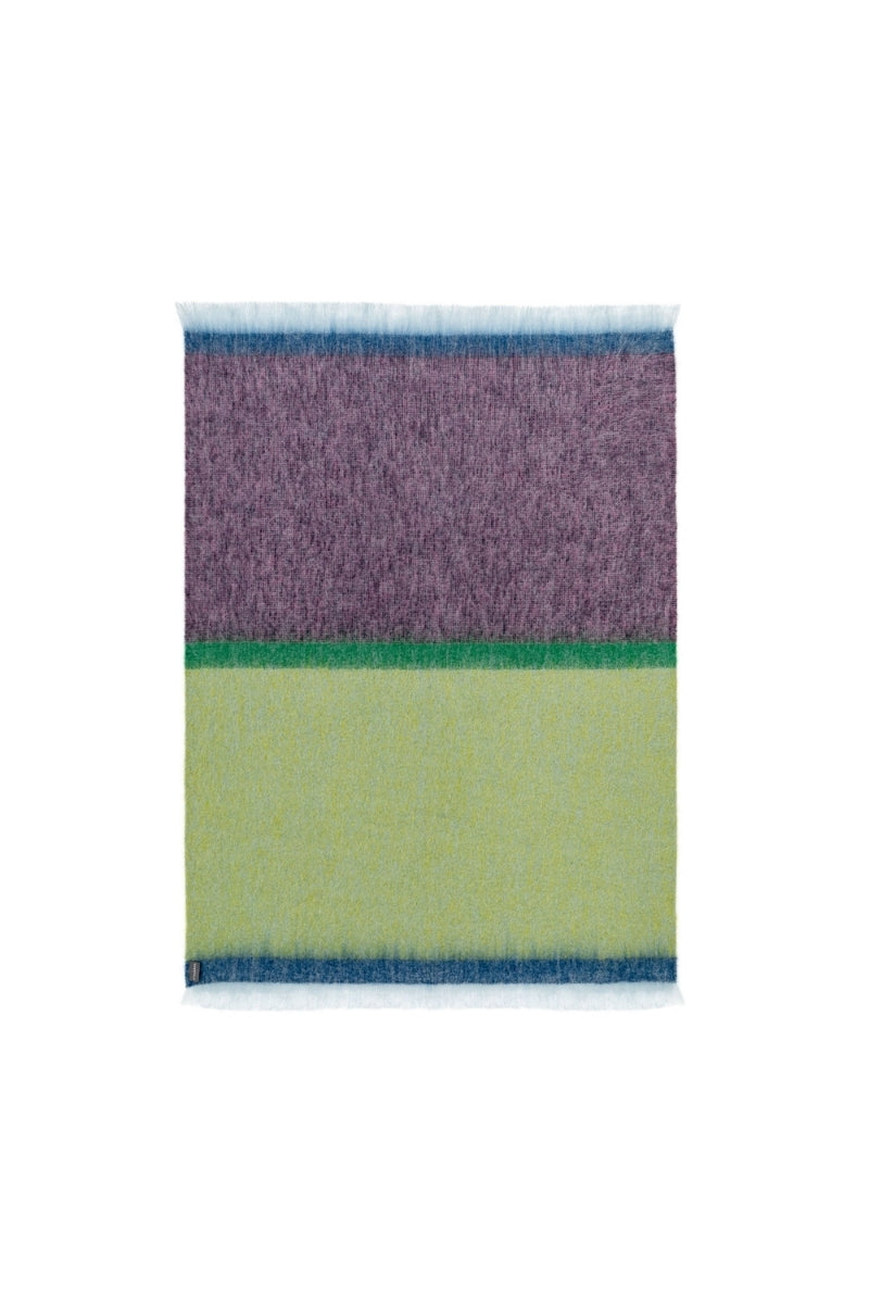 Mohair Barney Throw