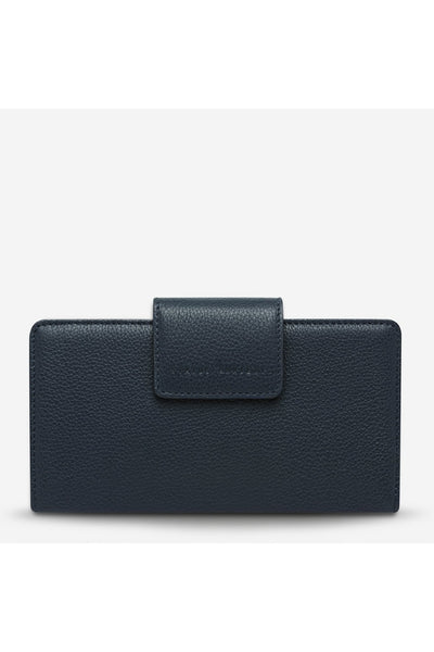Ruins Wallet | Navy Blue