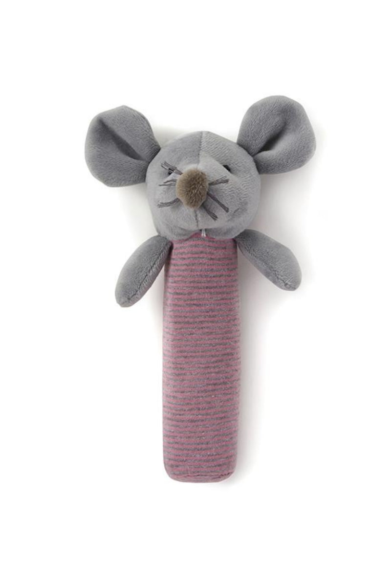 Mousie Rattle | Pink