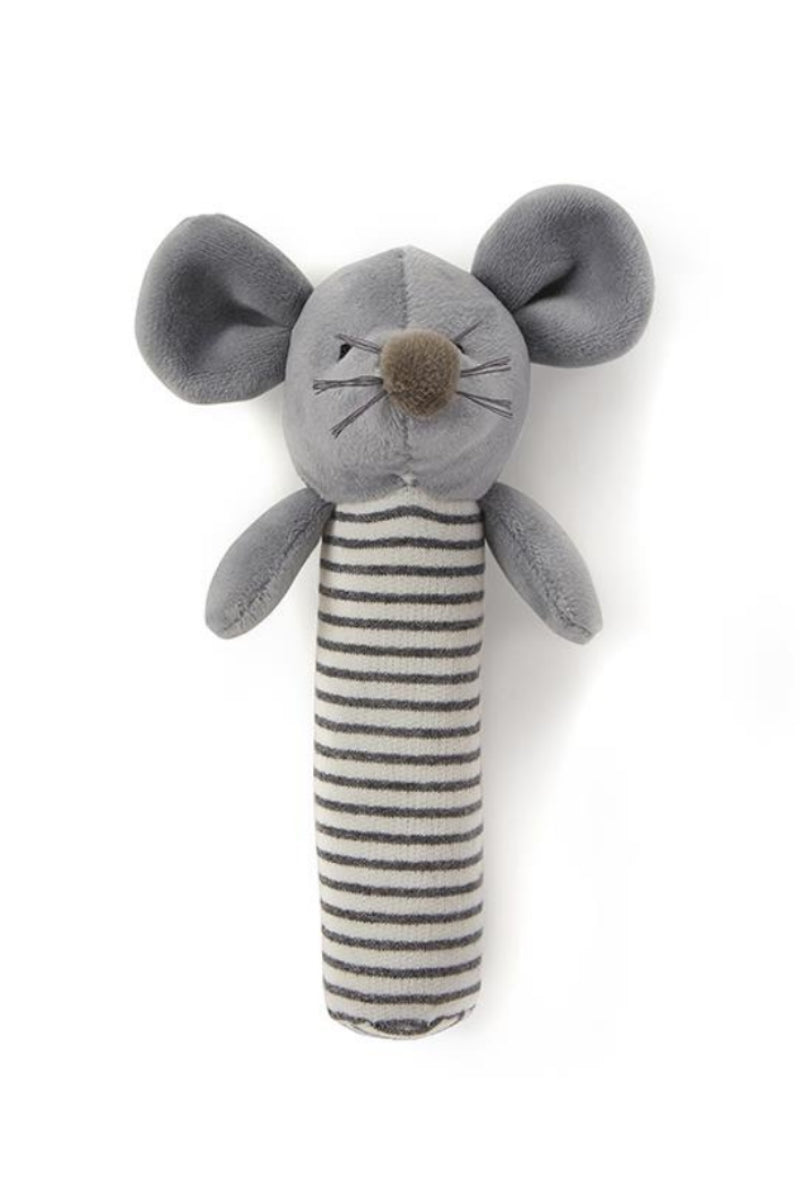Mousie Rattle | Grey