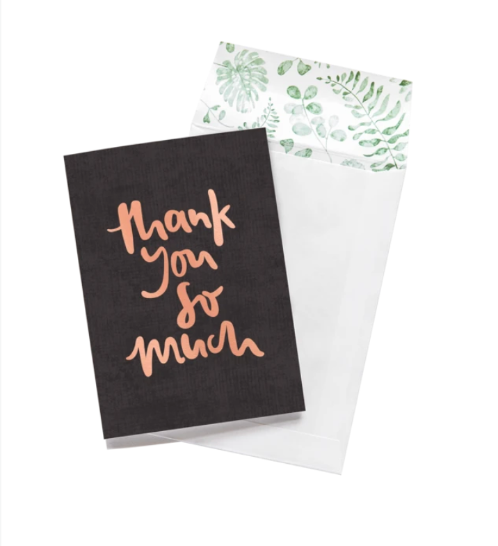 Greeting Card | Thank You So Much