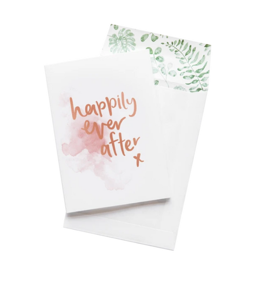 Greeting Card | Happily Ever After