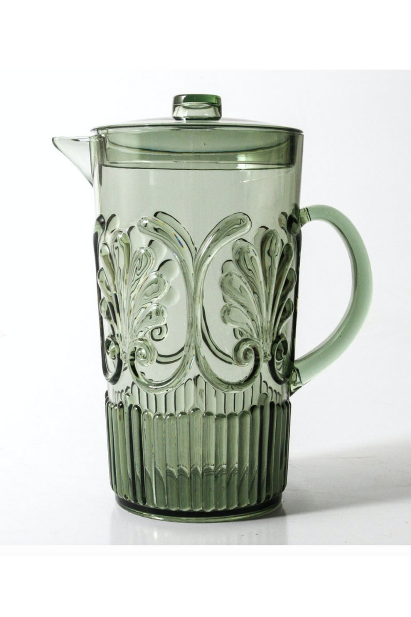 Flemington Acrylic Jug | Green