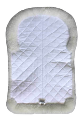 Equestrian Numnah - Petite Half Quilted