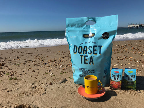 Dorset Tea & Urban Reef's 10th Birthday Collaboration