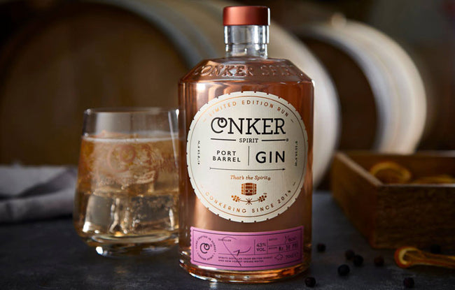 Conker Gin takeover at the Urban Beach